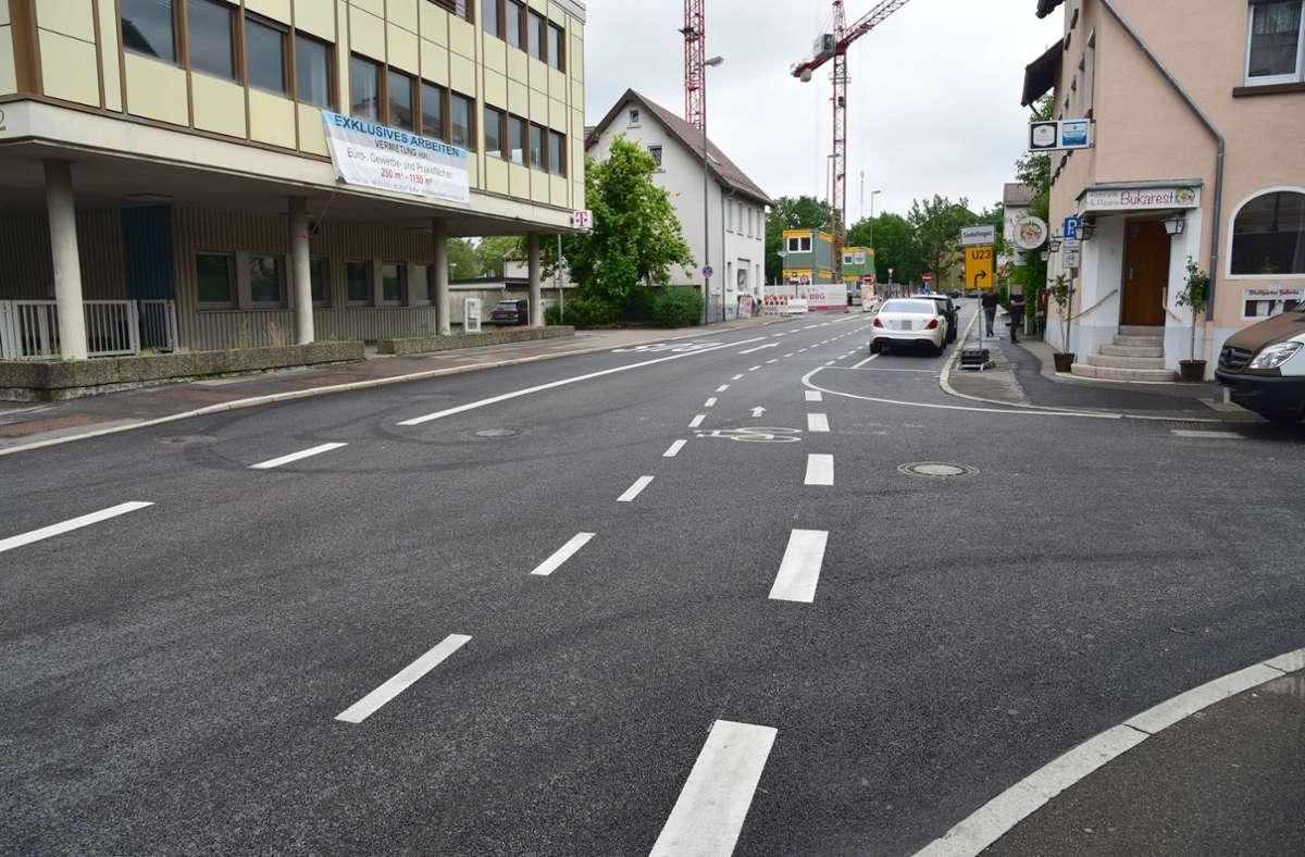 In der Karlstraße und der Taunusstraße wird die Fernwärme ausgebaut. Foto: Jan-Philipp Schlecht
