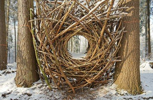 Kunst – draußen und drinnen