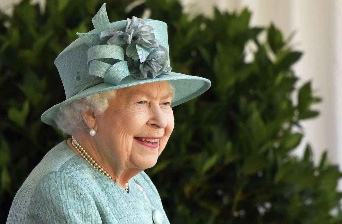 Queen Elizabeth II. verbrachte ihren 94. Geburtstag einsamer als sonst. Foto: AP/Toby Melville