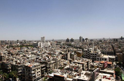 Mindestens 35 Zivilisten bei Angriffen in Syrien getötet