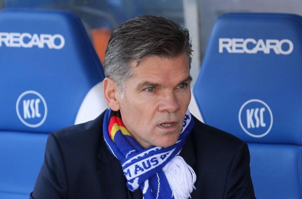 Ingo Wellenreuther tritt als Präsident des KSC zurück. Foto: imago/Sportfoto Rudel/imago sportfotodienst