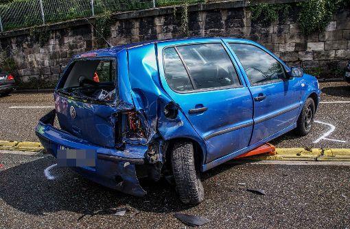 Nach Unfall am Vormittag gesperrt