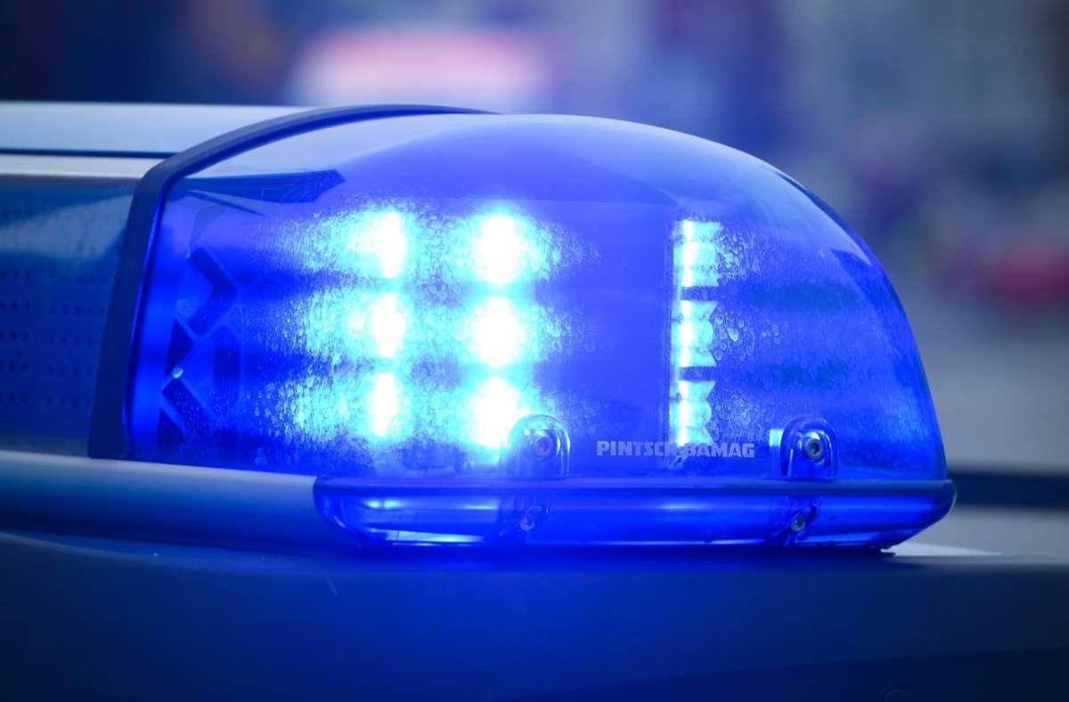 Der Staatsschutz Stuttgart hat die Ermittlungen in dem Fall übernommen (Symbolbild). Foto: picture alliance / dpa/Patrick Pleul