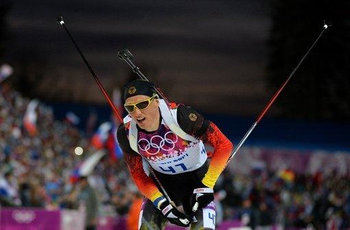 Erik Lesser gewinnt über 20 Kilometer die Silbermedaille
