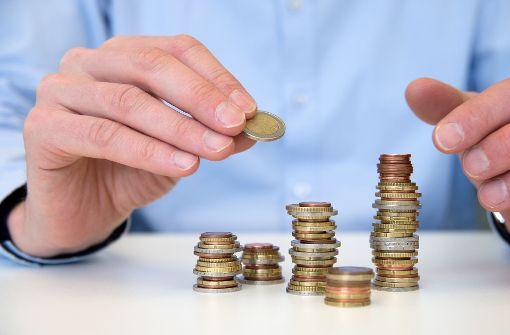Für Sparer sind die Aussichten düster