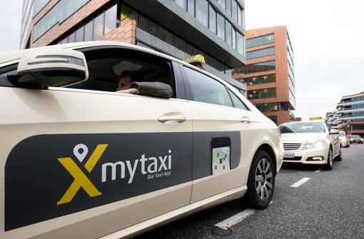 Rabattaktionen von myTaxi werden verboten