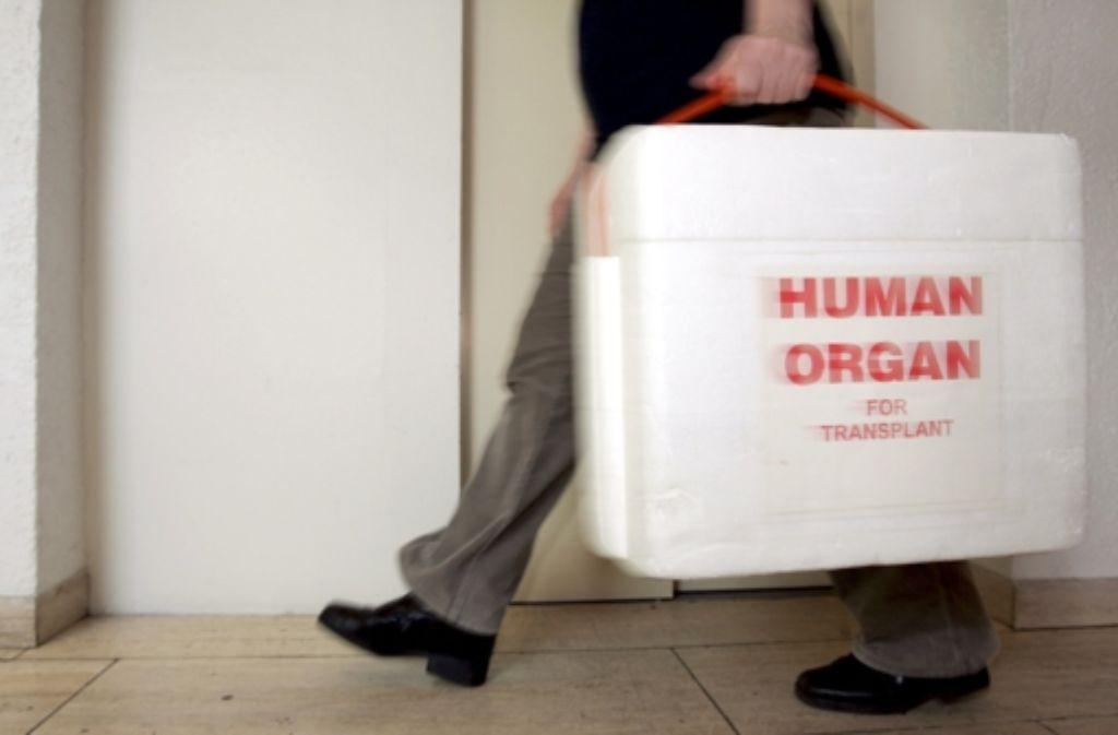 Organspenden können Leben retten, doch ihre Stiftung steht  in der Kritik. Foto: dpa