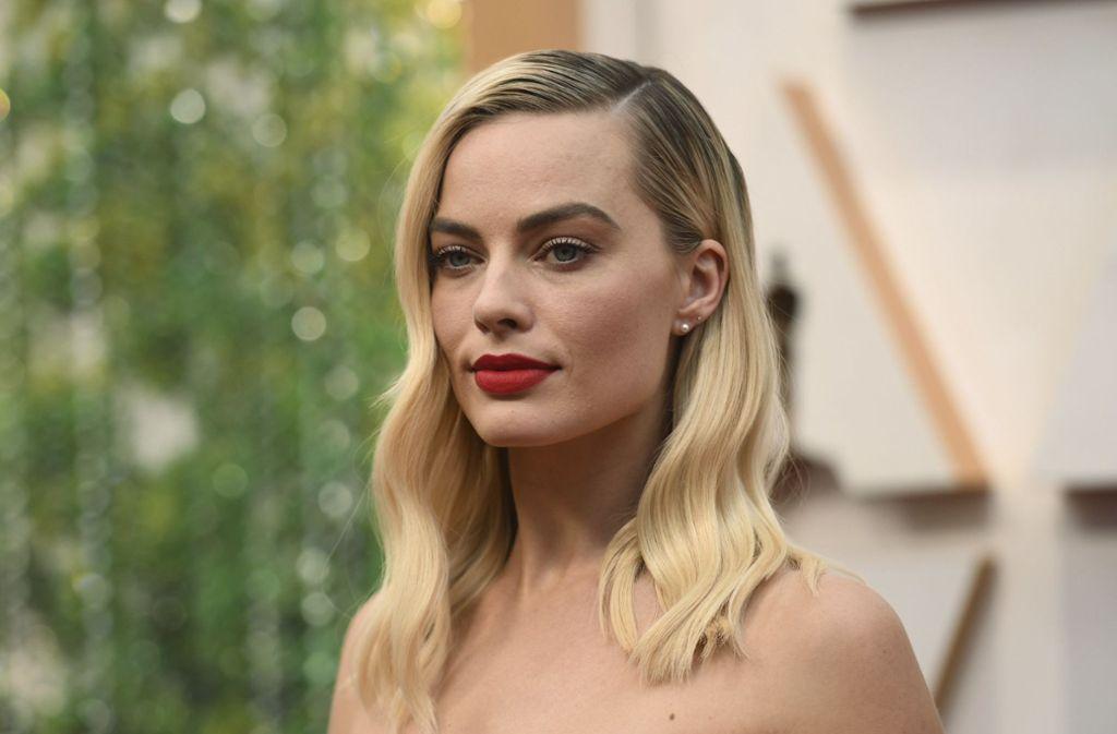 Margot Robbie bei den Oscars 2020 Foto: AP/dpa/Richard Shotwell