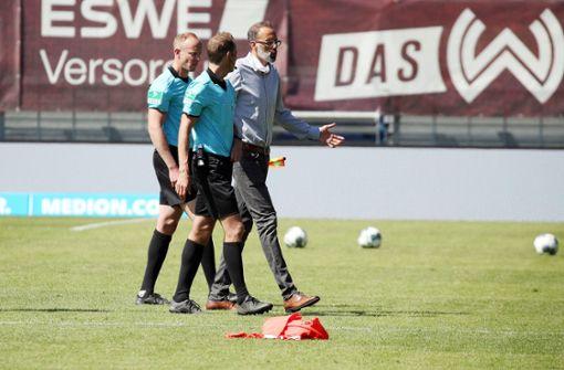 VfB Stuttgart prüft Einspruch gegen Spielwertung