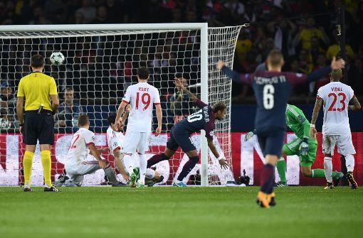 Schwere Niederlage für den FC Bayern in Paris