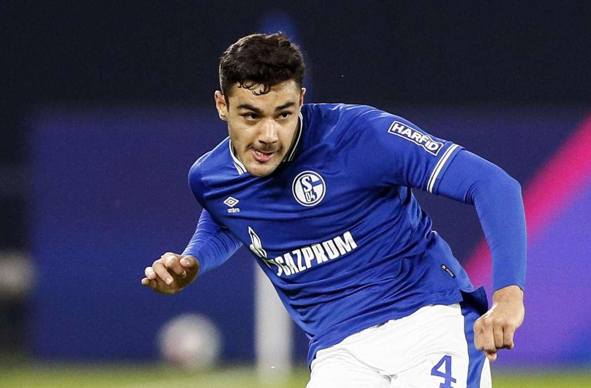 Der DFB ermittelt gegen Ozan Kabak vom FCSchalke 04 Foto: AP/Martin Meissner