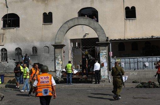Israel steht an drei Fronten unter Beschuss