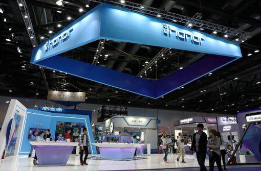 Huawei verkauft seine Smartphone-Marke Honor