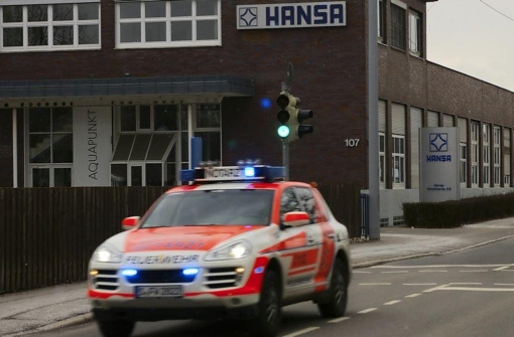 Auch die Feuerwehr soll künftig auf dem Hansa-Areal beheimatet sein. Foto: A. Kratz