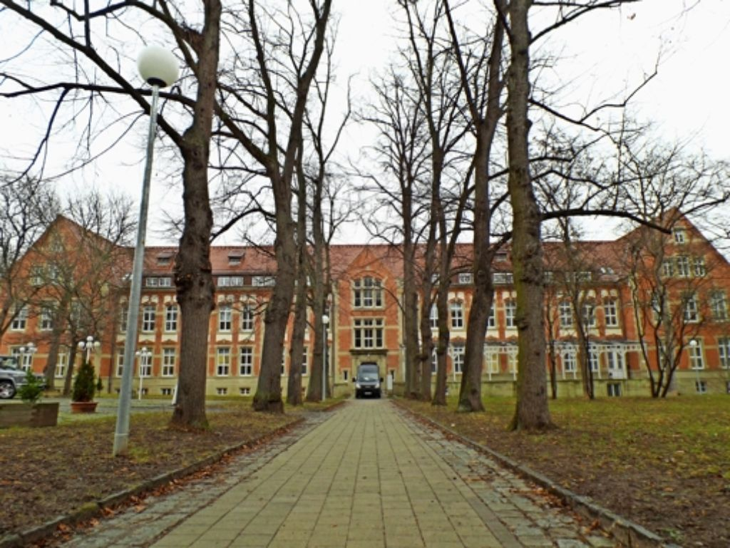 Das Haus des Dokumentarfilms ist jetzt im linken Flügel des Gebäudes im Kulturpark Berg zu finden. Foto: Jürgen Brand
