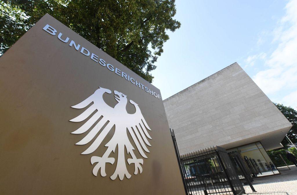 Die höchsten deutschen Zivilrichter sagen, was sie zu sagen haben. Foto: dpa