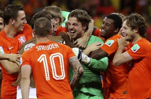 Fifa ermittelt gegen Holländer Krul
