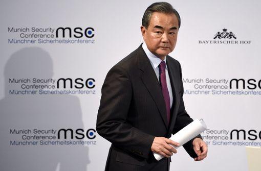 Krach um Huawei zwischen USA und China