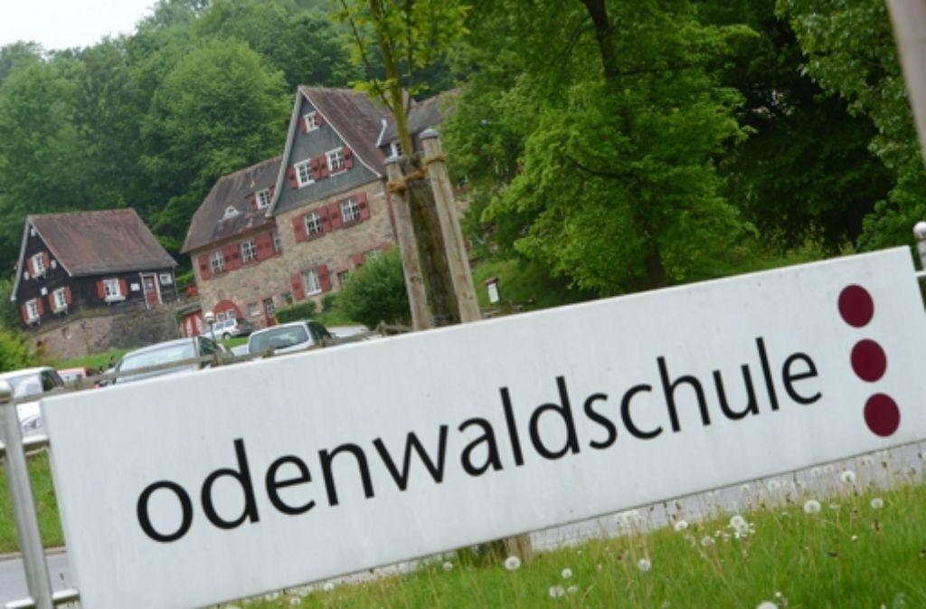 Die Odenwaldschule im hessischen Ober-Hambach bei Heppenheim startet unter Auflagen in ein neues Schuljahr. Foto: dpa