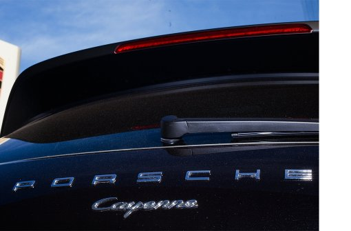 Gestohlener Porsche in Oberfranken entdeckt