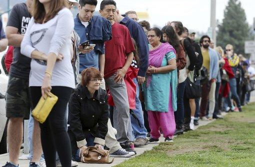 Neun Prozent der Wahlberechtigten haben schon abgestimmt