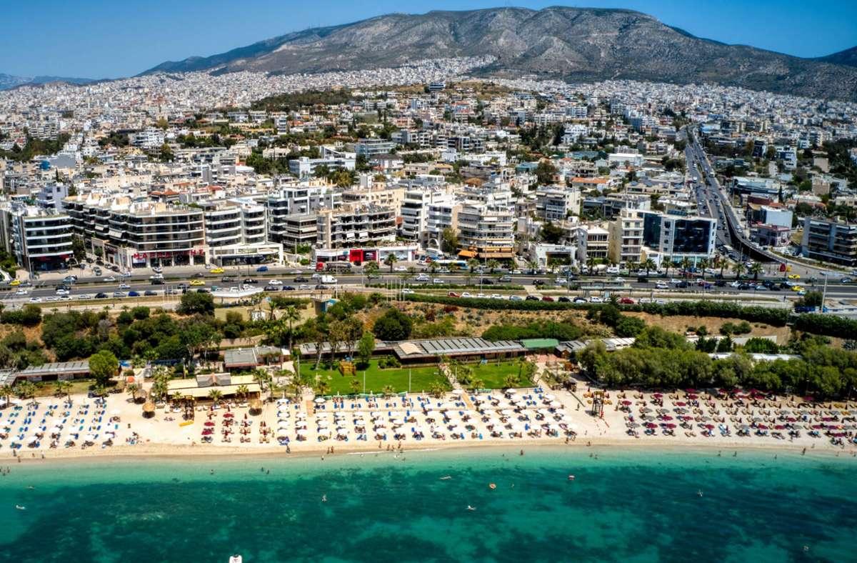 Hoteliers in Griechenland beteuern, man habe alles für die Sicherheit der Menschen vor Ort vorbereitet. (Symbolbild) Foto: imago images/ANE Edition