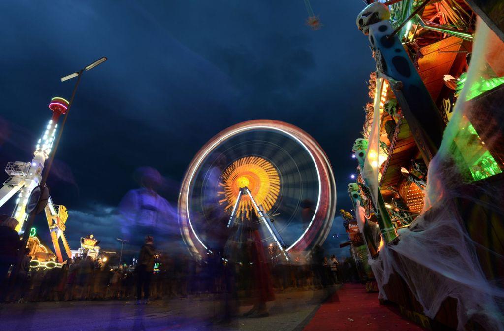 Das Fahrgeschäft ist auch regelmäßig auf dem Oktoberfest in München zu Gast (Symbolbild). Foto: dpa