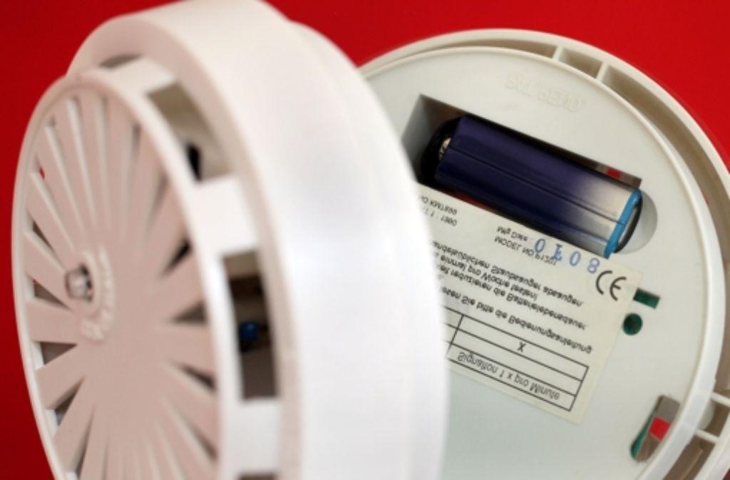 rauchmelder warnung vor dem feuer wissen stuttgarter zeitung. Black Bedroom Furniture Sets. Home Design Ideas
