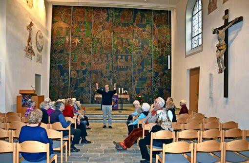 Stadtkirche für die Zukunft gerüstet