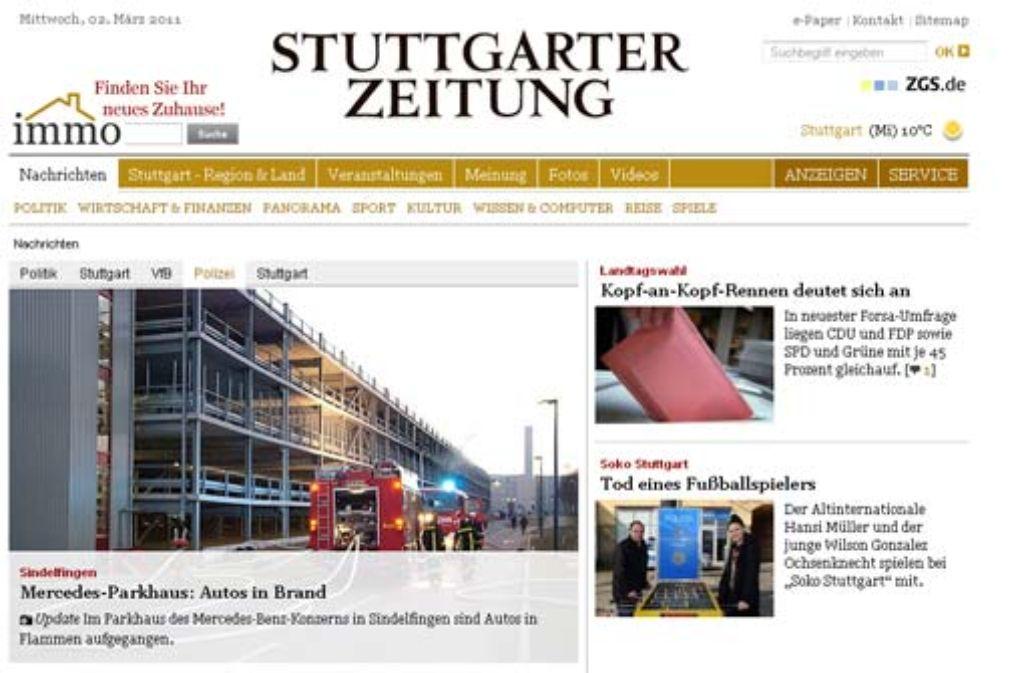 Stuttgarter Zeitung Urlaub