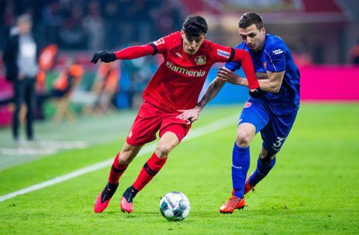 Fortuna ist Bundesliga-Schlusslicht