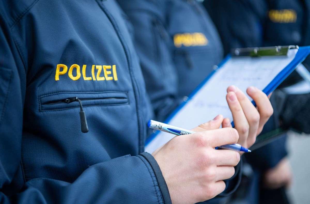 Für die Aufnahme als Polizeianwärter müssen Bewerber in Baden-Württemberg ein mehrstufiges Verfahren durchlaufen. Foto: dpa/Lino Mirgeler