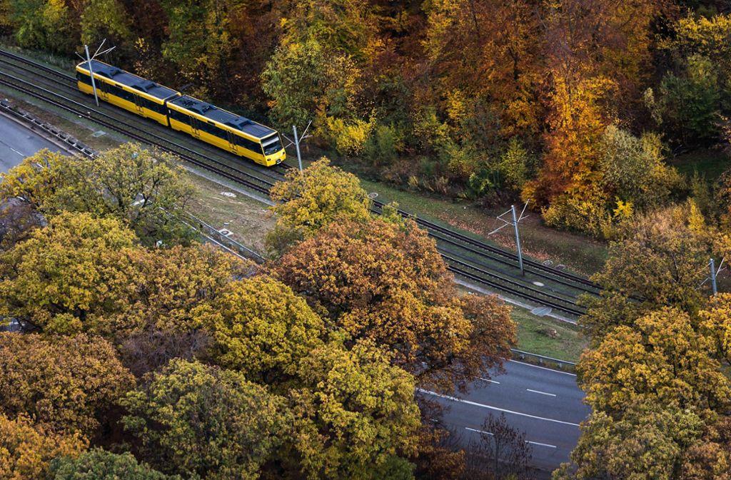 Auch zugunsten des Klimas sollten mehr Menschen auf öffentliche Verkehrsmittel setzen. Foto: Lichtgut/Max Kovalenko
