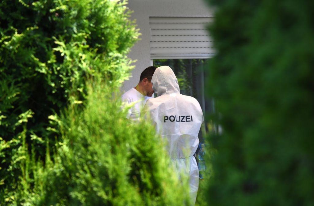 Die Familientragödie hatte Mitte Juli Ravensburg erschüttert. (Archivfoto) Foto: dpa