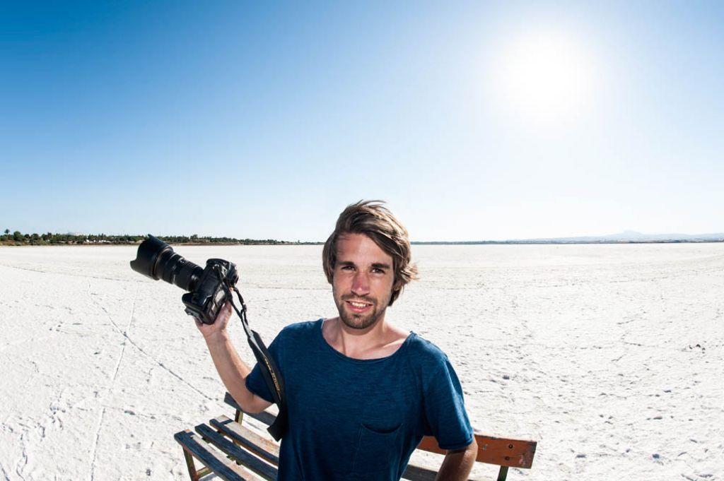 Daniel Wagner aus Stuttgart ist ein Spezialist der professionellen Skateboard-Fotografie. Foto: privat