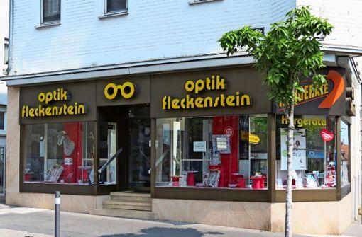 Optik Fleckenstein muss schließen