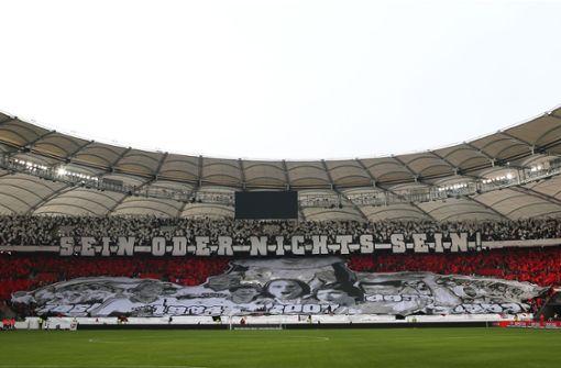 Das steckt hinter der Choreografie der VfB-Fans