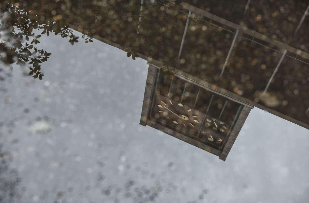 Der Montag wird auch in Stuttgart nass. Foto: Leif Piechowski/Leif Piechowski