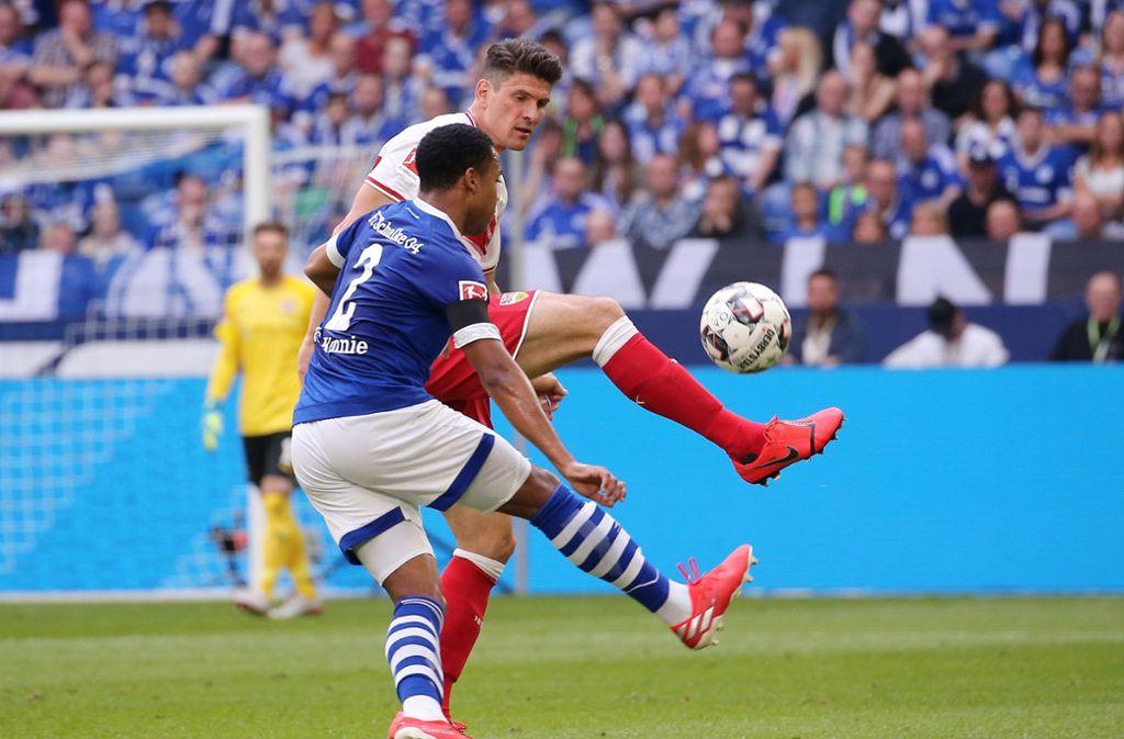 Beim 0:0 auf Schalke war wenig geboten. Foto: Pressefoto Baumann