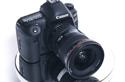 Canon EOS 5D Mark IV - Videoansicht