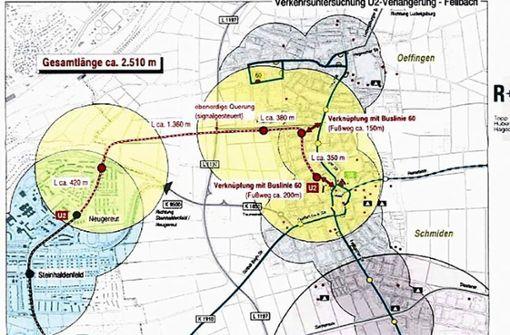Stadtbahn-Pläne bewegen die Gemüter