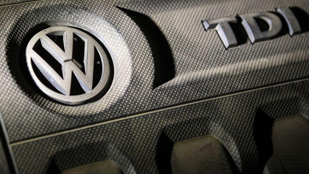 VW plant Verschrottung alter Diesel gegen hohe Prämien
