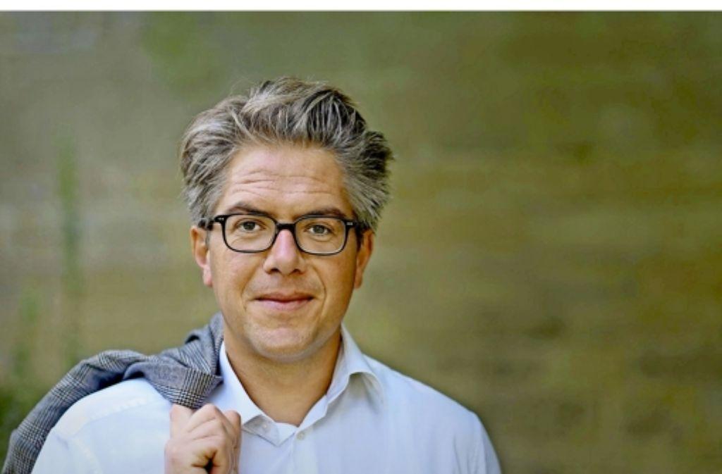 Steffen Kopetzky treibt ein virtuoses Spiel mit der Geschichte. Foto: Verlag