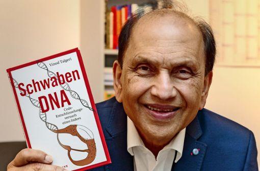Ein Inder knackt die DNA der Schwaben