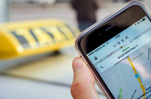 Uber hat  Hälfte des Fuhrparks verloren