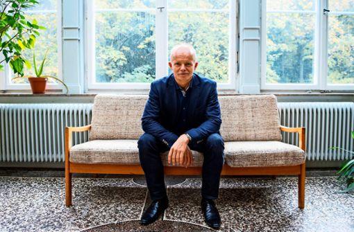 Thomas Zehetmair ist neuer Chefdirigent des Stuttgarter Kammerorchesters.