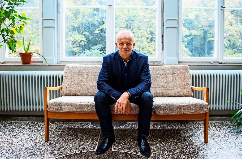 Thomas Zehetmair ist neuer Chefdirigent des Stuttgarter Kammerorchesters. Foto: Pablo Faccinetto