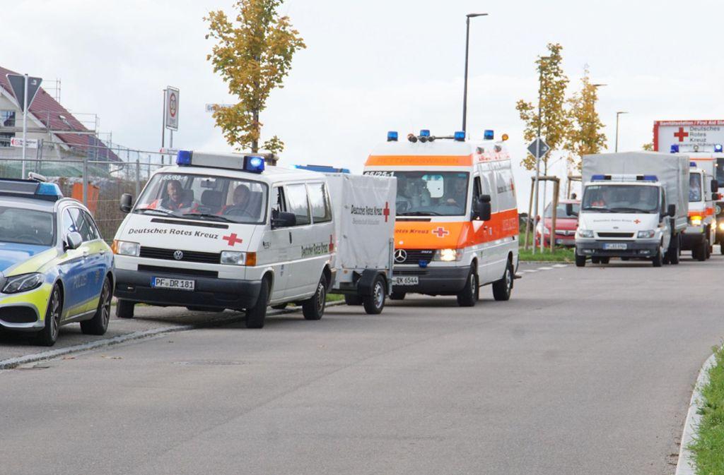 Polizeibericht Mühlacker