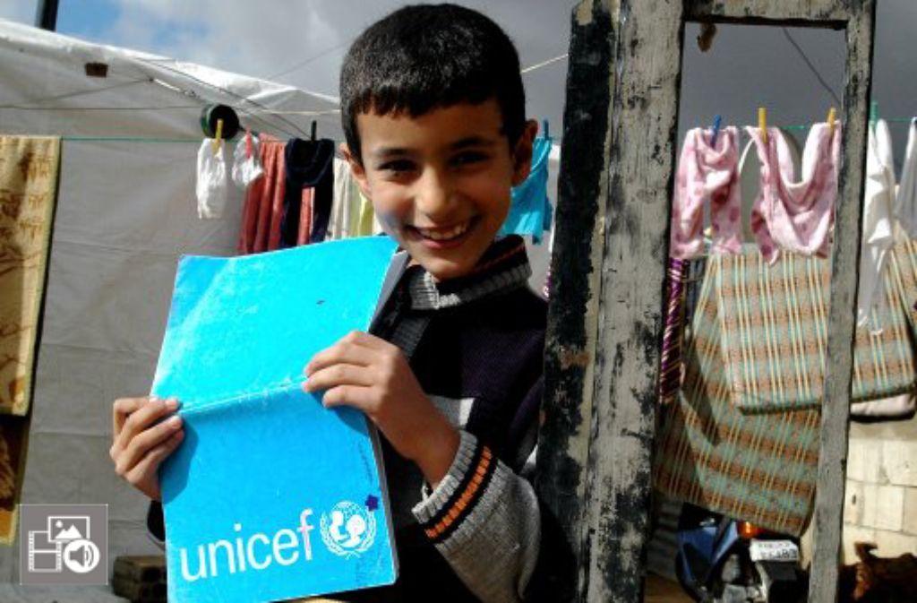 Die syrischen Flüchtlinge im Libanon werden von den UN unterstützt. Foto: Krohn
