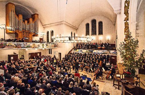 Kirchenmusik  an den Feiertagen